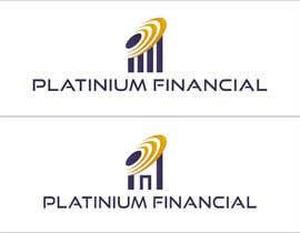 #10 for Concevez un logo for PLATINIUM FINANCIAL af TATHAE