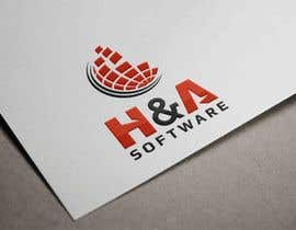#158 for Design a Logo for H&A Software, LLC by rashedhannan