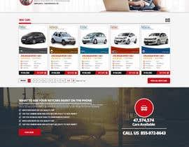 Nro 103 kilpailuun Design a Website Mockup käyttäjältä nikil02an