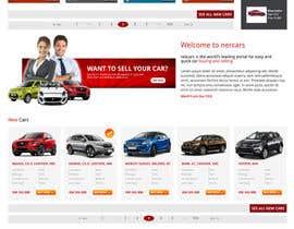 Nro 85 kilpailuun Design a Website Mockup käyttäjältä bd600102