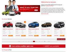 Nro 105 kilpailuun Design a Website Mockup käyttäjältä bd600102