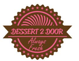 nº 10 pour Design a Logo for Dessert2Door.co.uk par ashishjoshi999