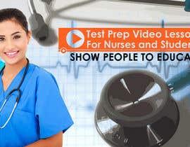 Nro 39 kilpailuun Nurse Academy seeking a website banner design käyttäjältä freelancerdez