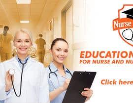 Nro 9 kilpailuun Nurse Academy seeking a website banner design käyttäjältä ephdesign13