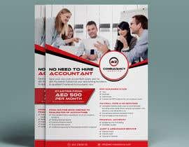 Nro 20 kilpailuun Design a Flyer käyttäjältä Modeling15