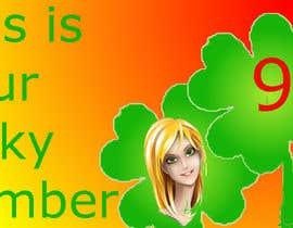 Nro 2 kilpailuun Create an exciting lucky Banner for your lucky number käyttäjältä KeErThAnAVP