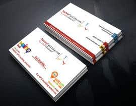 NayeemaSiddiqua tarafından Design a Business Card Arabic and English için no 19