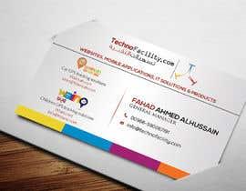 Warna86 tarafından Design a Business Card Arabic and English için no 11
