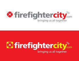 #39 para Logo Design for firefightercity.com por mbuchman