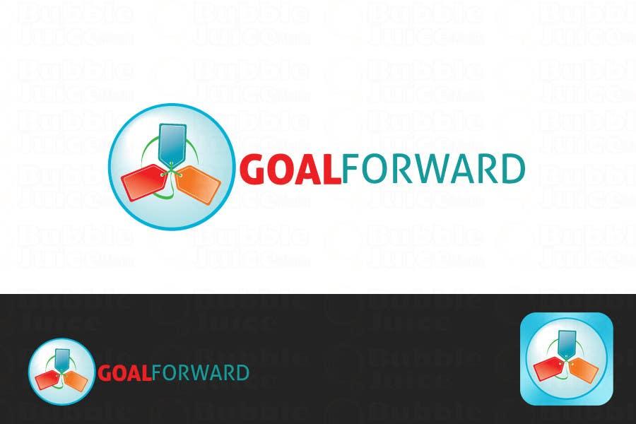 Inscrição nº 91 do Concurso para Logo Design for Goalforward