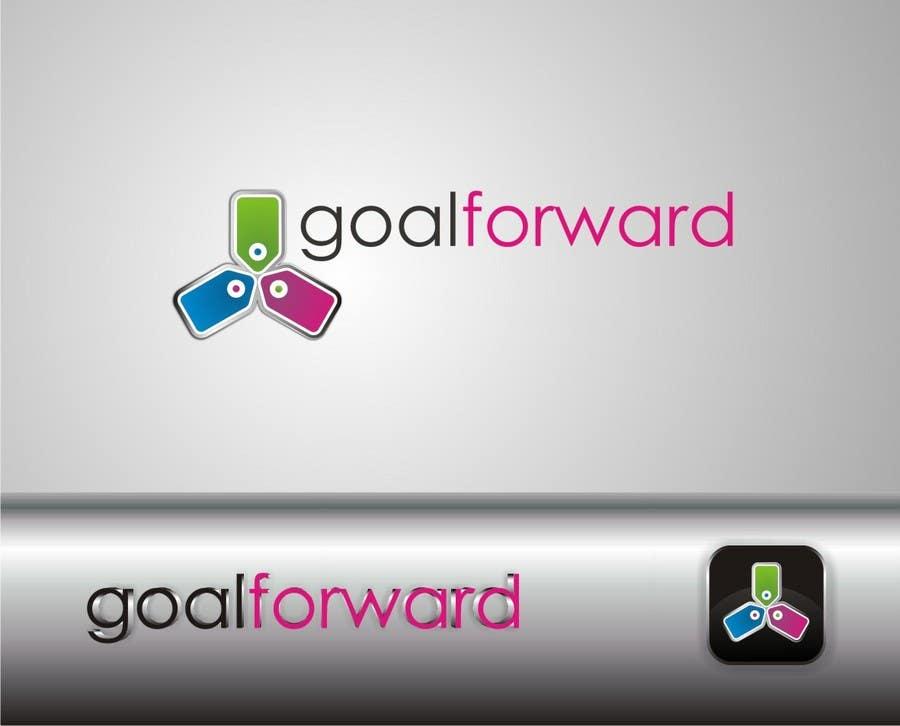 Inscrição nº 23 do Concurso para Logo Design for Goalforward
