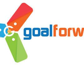 #40 para Logo Design for Goalforward por admirernepali