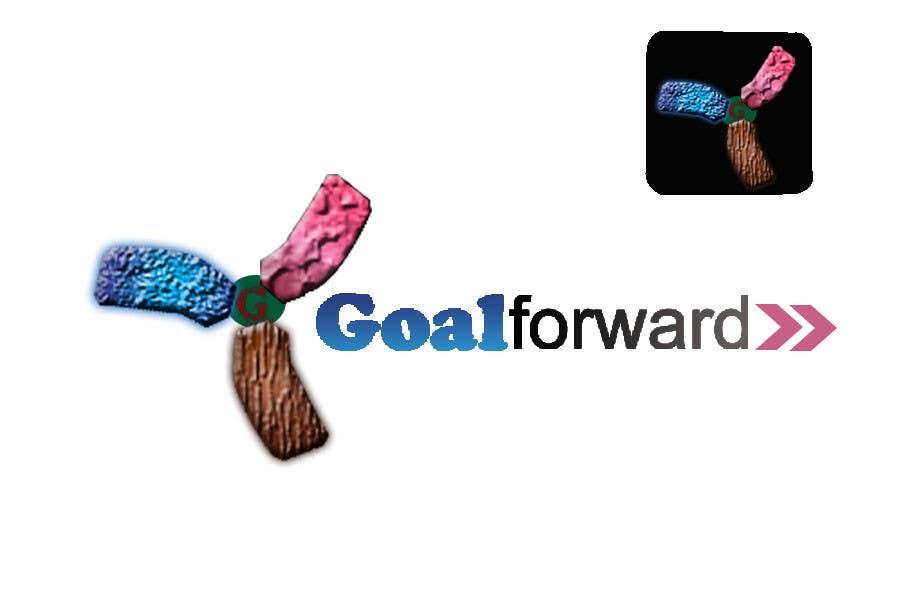 Inscrição nº 180 do Concurso para Logo Design for Goalforward