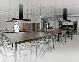 #15 for Interior design draft by hantig