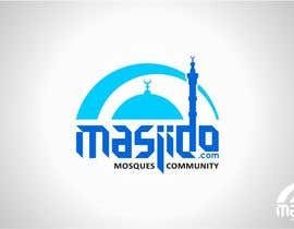 nº 49 pour Design a Logo for mosques web site par lanangali