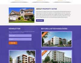 Nro 13 kilpailuun Design a Website Mockup - 8 käyttäjältä avizeet85