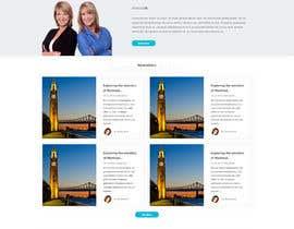 Nro 12 kilpailuun Design a Website Mockup - 8 käyttäjältä m984nerminm