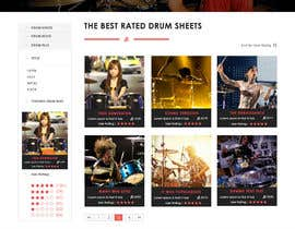 #8 for Design a Website Mockup by webmastersud