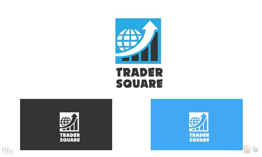 "#164 for Design a Logo for  ""Trader Square"" (Trading Community Website) by FlexKreative"