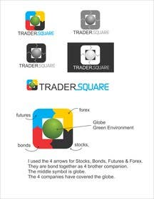 "#37 for Design a Logo for  ""Trader Square"" (Trading Community Website) by surabi123"