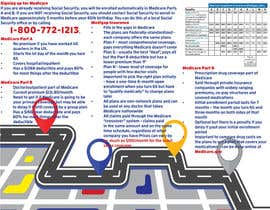 Nro 2 kilpailuun Design a Brochure - Turning 65 Roadmap käyttäjältä TeamRandR2010