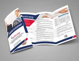 Nro 12 kilpailuun Design a Brochure - Turning 65 Roadmap käyttäjältä phthai