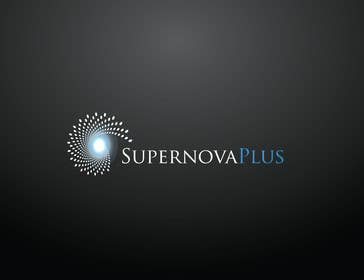 #35 for Design a Logo for SupernovaPlus af iffikhan