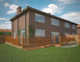 Nro 25 kilpailuun Create a 3D model of the house in the photos using 3Ds Max käyttäjältä piotrfrosztega