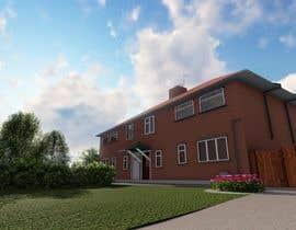 Nro 16 kilpailuun Create a 3D model of the house in the photos using 3Ds Max käyttäjältä kevinelpentagono