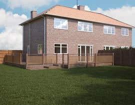 Nro 21 kilpailuun Create a 3D model of the house in the photos using 3Ds Max käyttäjältä mdpontes