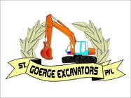 Graphic Design for St George Excavators Pty Ltd için Graphic Design11 No.lu Yarışma Girdisi