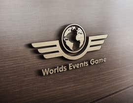 oceanpixels tarafından Design a Logo for World Events Game için no 44