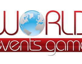 Indirra tarafından Design a Logo for World Events Game için no 11