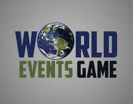 #45 untuk Design a Logo for World Events Game oleh Du0n
