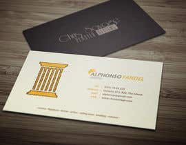 #36 for Business Card Design for Chris Savage Plaster Designs by deniedart