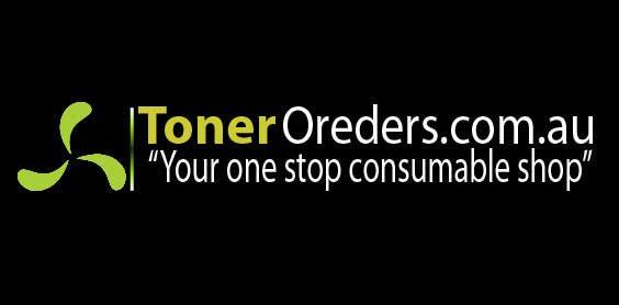 """Intrarea #25 pentru concursul """"Logo Design for tonerorders.com.au"""""""
