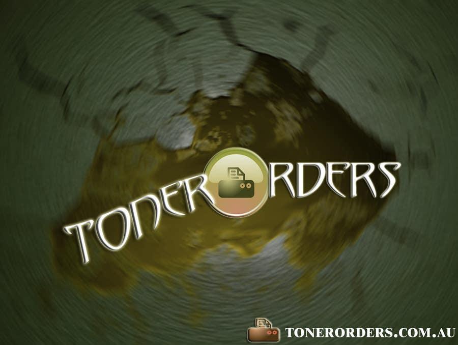 Participación en el concurso Nro.88 para Logo Design for tonerorders.com.au