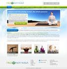 Contest Entry #118 for Design a Website Mockup for Elite Yoga Gear