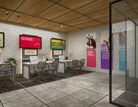 OutlineVisual tarafından 3D CONCEPT STORE DESIGN NEEDED! için no 23
