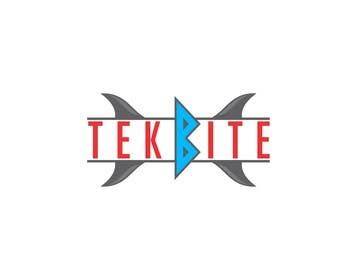 #23 untuk Design a Logo for TekBite oleh eltorozzz