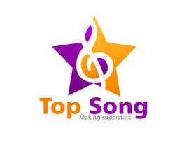 #5 for Re-Design a Logo for TOP SONG MUSICAL REALITY SHOW by CAMPION1