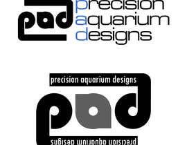 #56 para Complete a Logo concept for PAD por prbernal