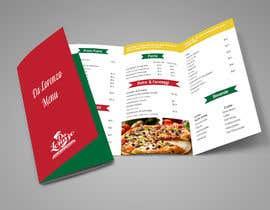 Nro 22 kilpailuun Italian Restaurant menu käyttäjältä phthai