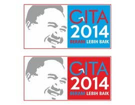 #29 for Design a Logo for an Indonesian President Candidate af carlosmedina78