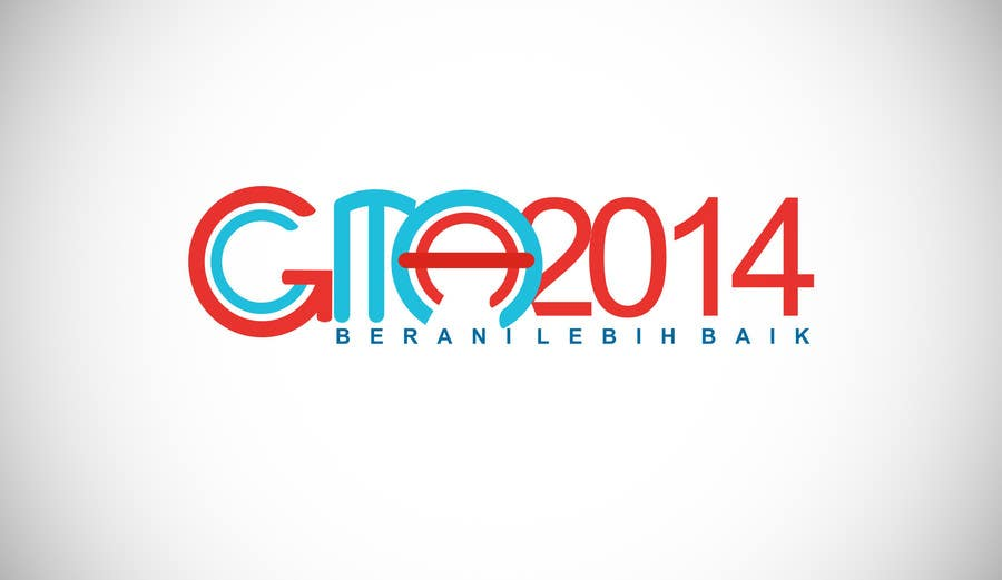#46 for Design a Logo for an Indonesian President Candidate by cip4rf