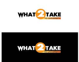 #126 untuk Design a Logo for What 2 Take oleh STARWINNER
