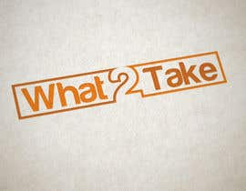 #59 para Design a Logo for What 2 Take por fireacefist