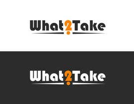 nº 32 pour Design a Logo for What 2 Take par AlphaCeph