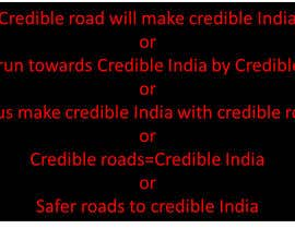 mehfilhathi tarafından A tag line for the 18th World Road Meet 2017 için no 39