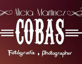 #77 untuk Design a banner/logo for a photographer website oleh AminaHavet